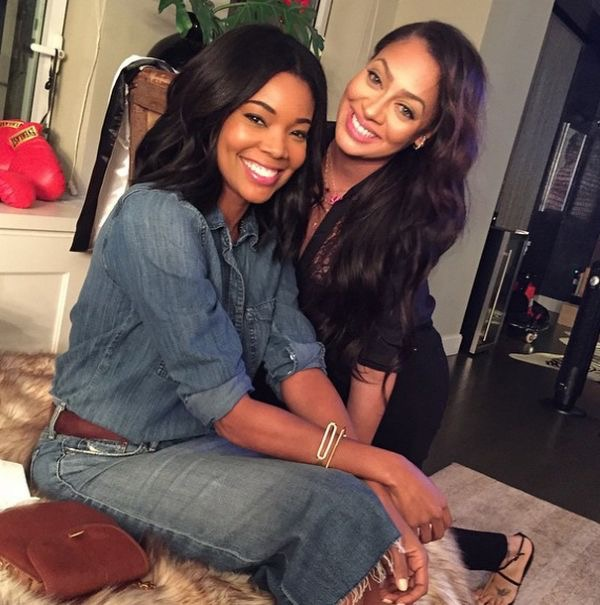 Gabrielle Union et Lala Anthony