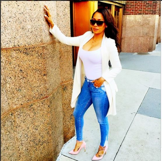 Lala ANthony The Breakfast Club