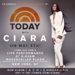 Ciara présente son nouvel album Jackie