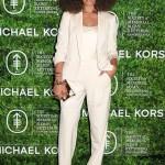 Solange Knowles fait le DJ à la soirée organisée par Michael Kors