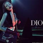 Rihanna à la une de la nouvelle campagne publicitaire de Dior
