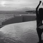 Nicole Scherzinger célèbre son anniversaire en Grèce