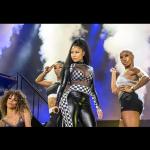 Nicki Minaj invite son beau Meek Mill sur scène à Austin