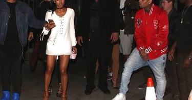 Karrueche Tran et Chris Brown