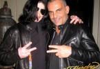 Christian Audigier et Michael Jackson