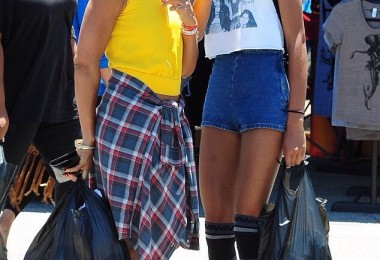 Jada Pinkett Smith et sa fille Willow Smith