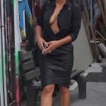 Christina Milian dans les starting blocks pour l'ouverture de sa nouvelle boutique à Melrose