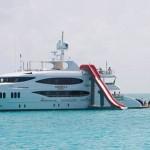 Chris Paul, LeBron James, Dwyane Wade et Gabrielle Union s'amusent aux Bahamas
