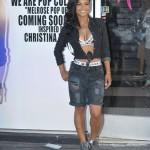 Christina Milian célèbre l'ouverture de sa nouvelle boutique We Are Pop Culture