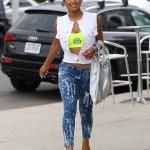 """Christina Milian veut mettre ses atouts de """"fashionista"""" en avant"""