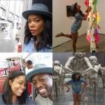 Gabrielle Union etDwyane Wade font du tourisme pendant leurs vacances