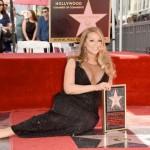 Mariah Carey décroche une étoile à Hollywood