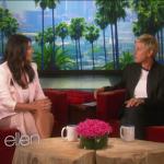 Kim Kardashian invitée de Ellen