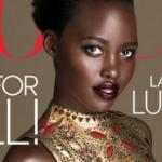 Lupita Nyong'o fait la une de Vogue Magazine pour la deuxième fois