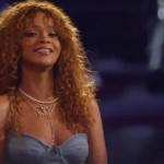 "Rihanna rejoint Pharrell williams dans ""The Voice"""