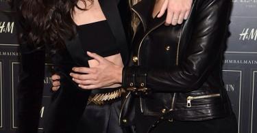 Kendall Jenner et Gigi Hadid H&M Balmain