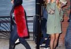 Rihanna et Beyonce