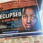 "Lupita Nyong'o sera bientôt à Broadway dans ""Eclipse"""