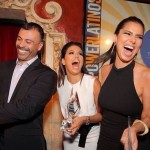 Eva Longoria Remporte une récompense lors de 10 Latinos To Watch