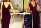 Mariah Carey et Whitney Houston