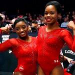 Gabrielle Douglas etSimone Biles dominent la gymnastique mondiale