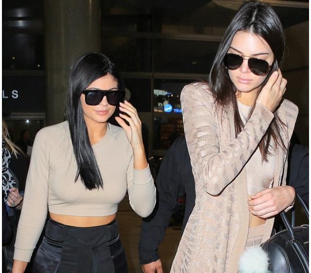 Kendall Jenner et Kylie Jenner
