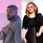 Adele aimerait collaborer avec Drake