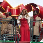 "Mariah Carey interprète ""All I Want For Christmas Is You"" pour Thanksgiving"