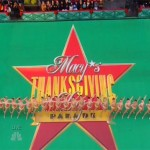 Jordin Sparks à la parade de Thanksgiving organisée par Macy's