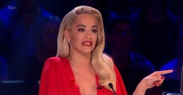Rita Ora X Factor