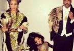 Beyonce, Jay Z et Blue Ivy