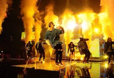 Justin Bieber BBC Teen Awards 2015