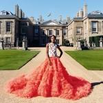 Naomie Harris est Miss Poney pour Town & Country Magazine