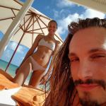 Zoe Saldana passe de beaux moments avec son homme