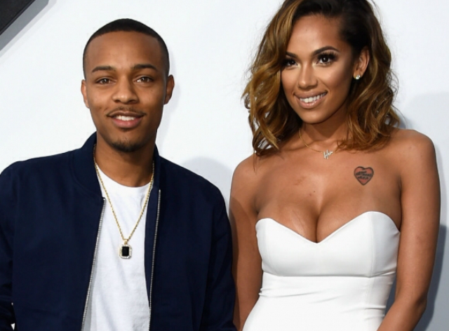 Bow Wow Shad Moss et Erica Mena