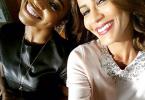 Gabrielle Union et Nicole Ari Parker