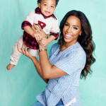 Kelly Rowland is the cover of Parents Magazine