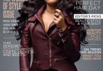 Angela Simmons Kontrol Magazine