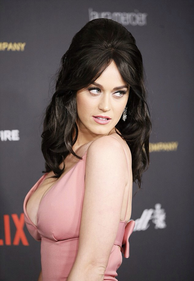 Katy Perry Golden Globes Afterparty