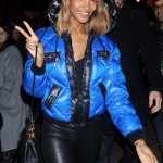 Jourdan Dunn stunning at Men's Burberry Fashion Show