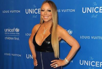 Mariah Carey at the 6th Biennial UNICEF Ball