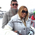 Mariah Carey is shopping for the perfect wedding dress