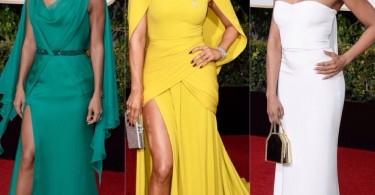Jada Pinkett Smith, Jennifer Lopez, Taraji P. Henson Globes Awards 2016