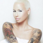 Amber Rose is getting close to Scott Disick
