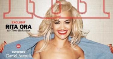 Rita Ora - Lui Magazine