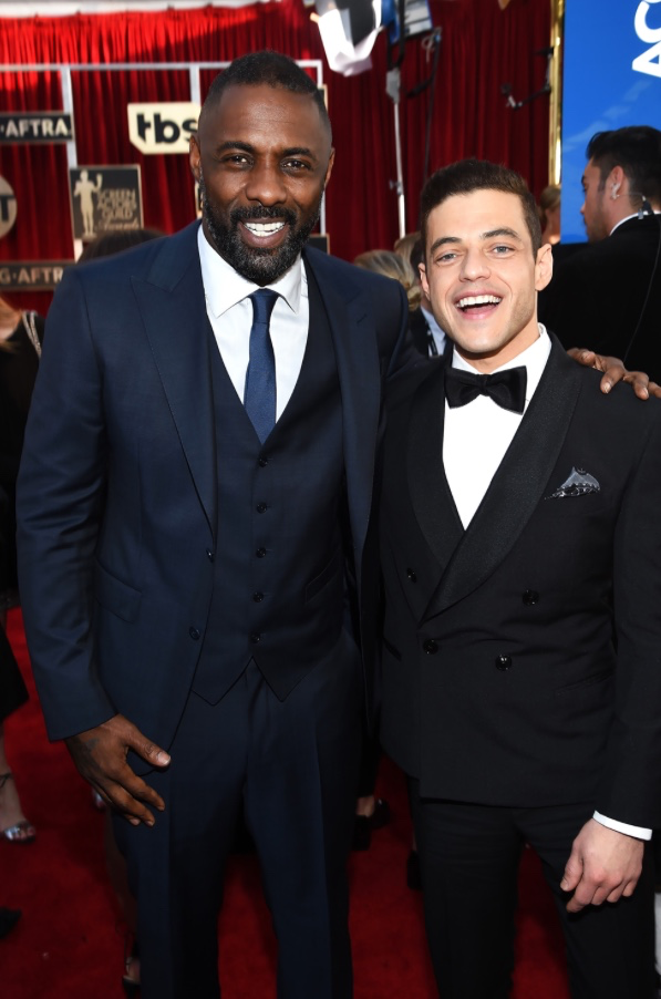 Idris Elba - SAG Awards 2016