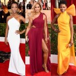 Laverne Cox, Queen Latifah, Viola Davis and more on the 2016 SAG Awards red carpet