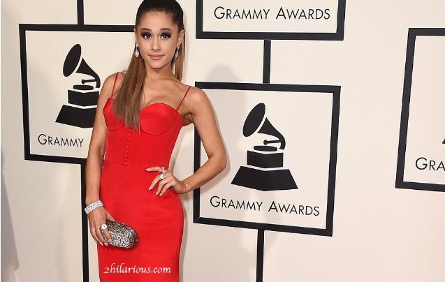 Ariana Grande - Grammy Awards 2016