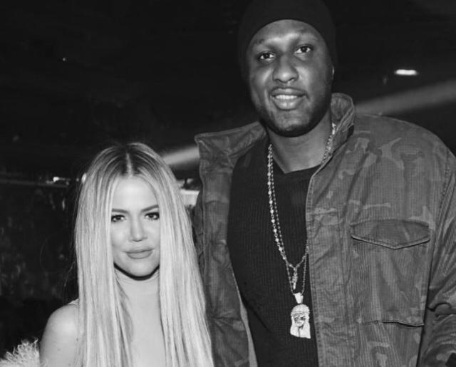 IMG_Khloe Kardashian and Lamar Odom