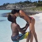 Shanina Shaik is engaged to DJ Ruckus, she celebrates her Ocean Drive Magazine cover